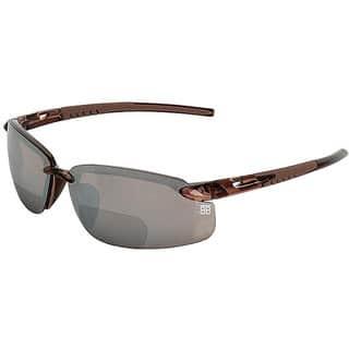 Crystal Brown BTB- 800R Reader Sport Sunglasses|https://ak1.ostkcdn.com/images/products/5986286/P13676386.jpg?impolicy=medium