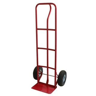 Steel Tube P-handle Hand Truck