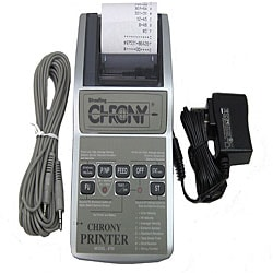 Chrony Ballistic Printer for Chronograph - Thumbnail 0