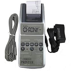 Chrony Ballistic Printer for Chronograph|https://ak1.ostkcdn.com/images/products/5986375/Chrony-Ballistic-Printer-for-Chronograph-P13676420.jpg?impolicy=medium