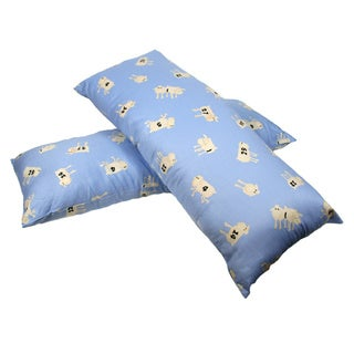 Shop Serta Counting Sheep Body Pillow Set Of 2 Free