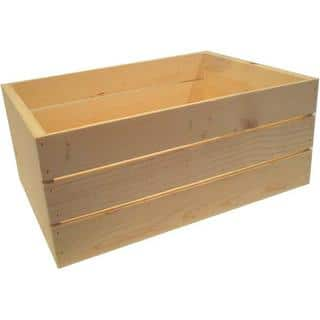 Large 22-inch Wooden Crate|https://ak1.ostkcdn.com/images/products/5986553/P13676569.jpg?impolicy=medium