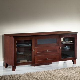 Shaker Dark Cherry TV and Entertainment Console