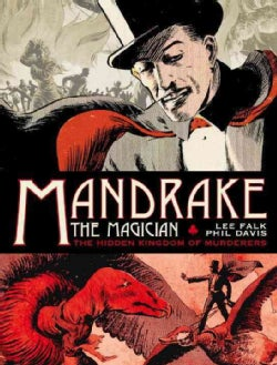 Mandrake the Magician: The Hidden Kingdom of Murderers: Sundays: 1935-1937 (Hardcover)
