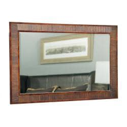 angelo:HOME Marlowe Wood Mirror - Thumbnail 2