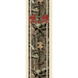 Mossy Oak Infinity Camo Red Off Road Rear Quarter Panel Kit