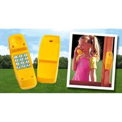 KidWise Yellow Play Telephone