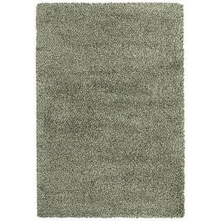 Manhattan Tweed Blue Shag Rug (7'10 x 11'2)