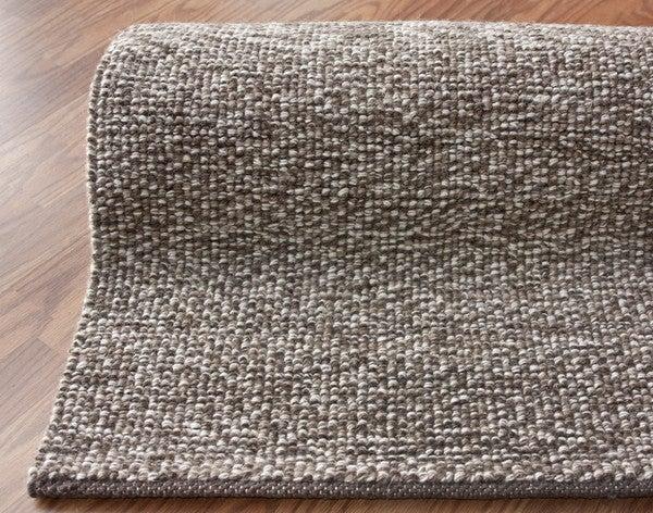 nuLOOM Handmade Natural Wool Rug - multi