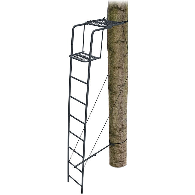 Ameristep 15 Foot Warrior Ladder Stand Free Shipping
