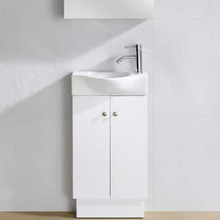 Buy Up To 20 Inches Bathroom Vanities Amp Vanity Cabinets