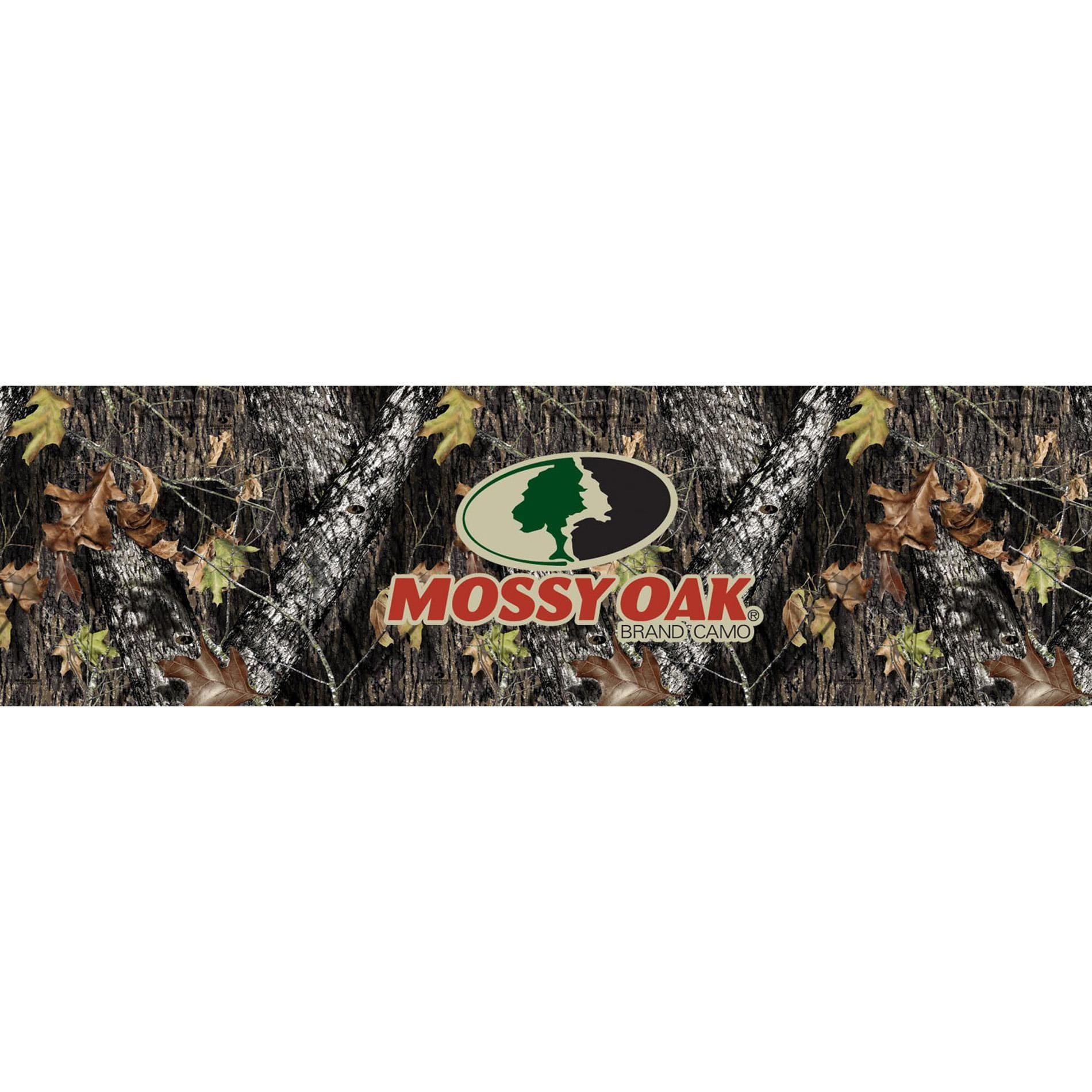 Mossy Oak Camo Rear Window Logo Graphic