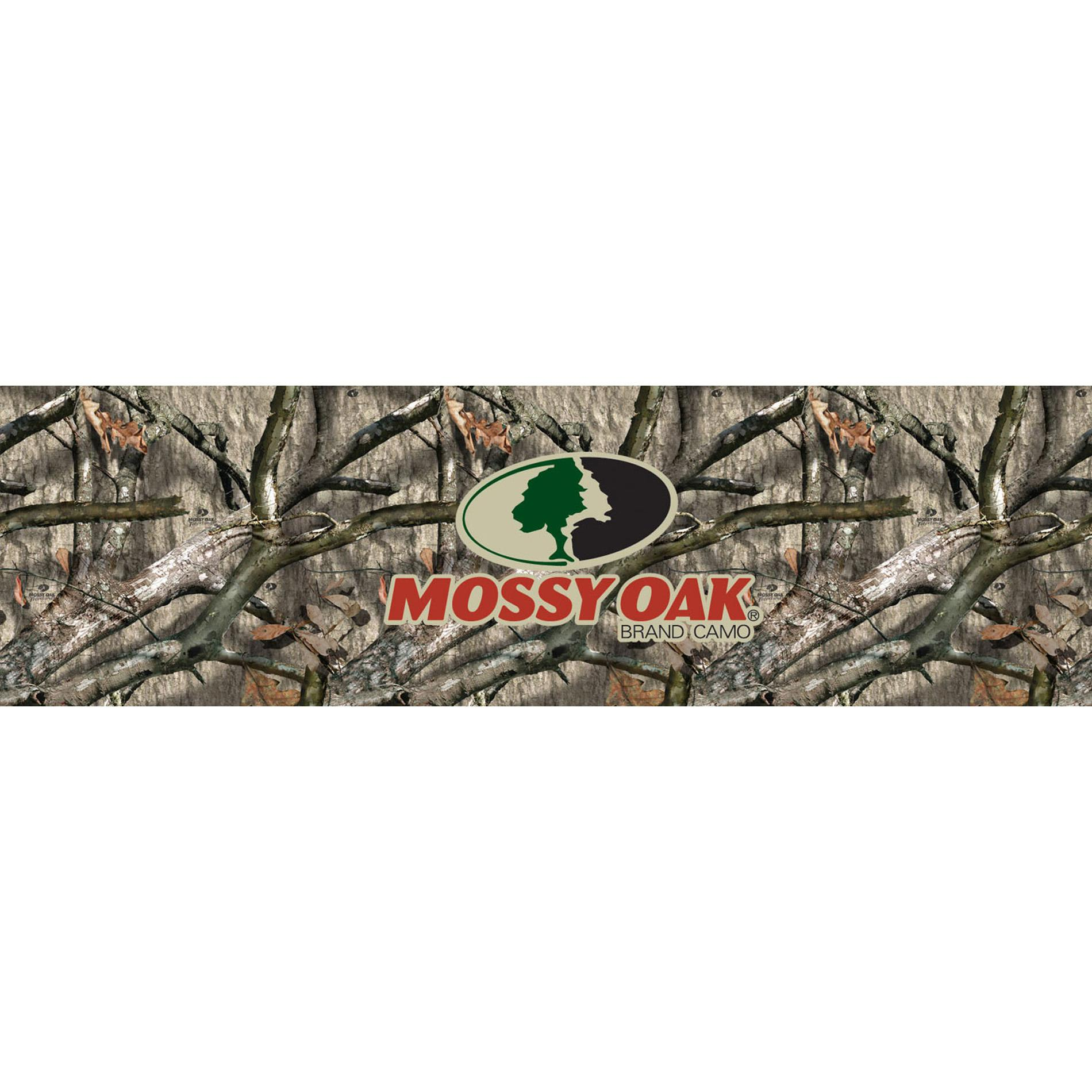 Mossy Oak Infinity Camo Full Size Tailgate Logo Graphic - Thumbnail 1