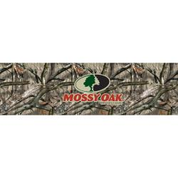 Mossy Oak Infinity Camo Full Size Tailgate Logo Graphic