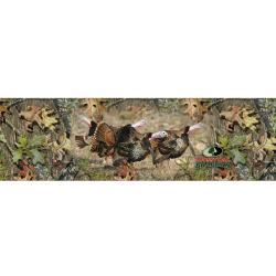 Mossy Oak Wild Turkey Full Size Tailgate Graphic