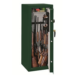 Stack-On 16-Gun Combo Lock Safe