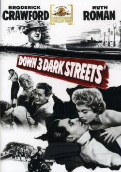 Down Three Dark Streets (DVD)
