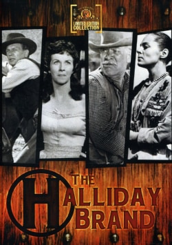 The Halliday Brand (DVD)