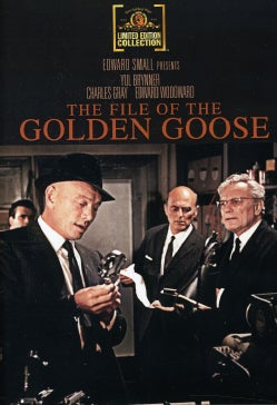 The File Of The Golden Goose (DVD)