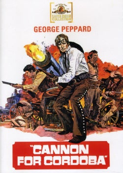 Cannon For Cordoba (DVD)