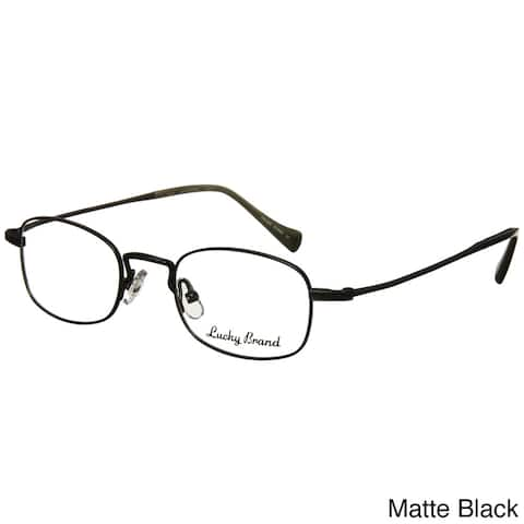 Lucky Brand 'Miles' Men's Optical Eyeglasses