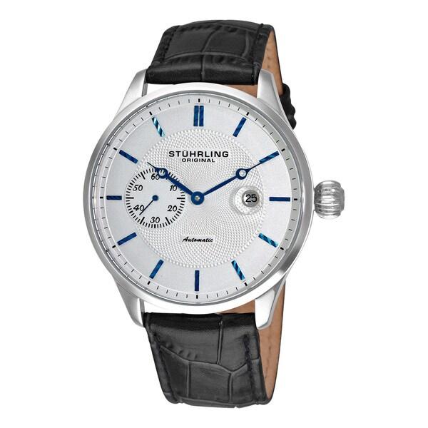 Stuhrling Original Men's Heritage Classic Automatic Date Watch