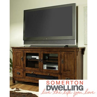 Somerton Dwelling Craftsman TV Console