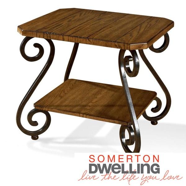 Somerton Dwelling Covington End Table