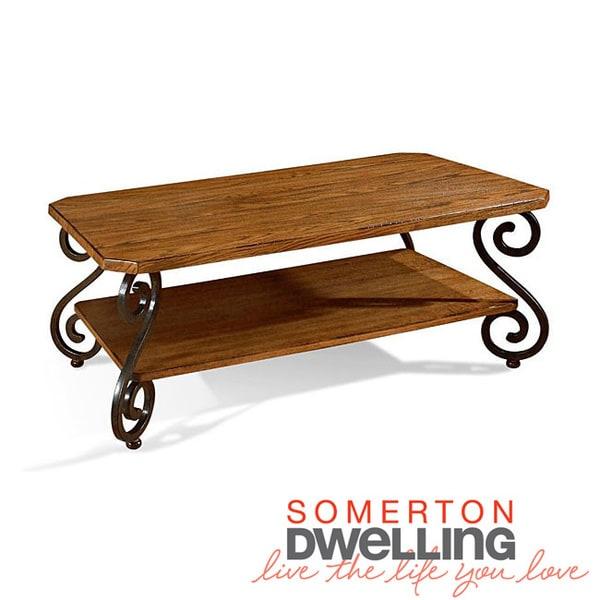 Somerton Dwelling Covington Cocktail Table
