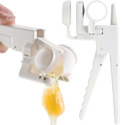 As Seen On TV EZ Cracker Egg Cracker and Separators (Set of 2)