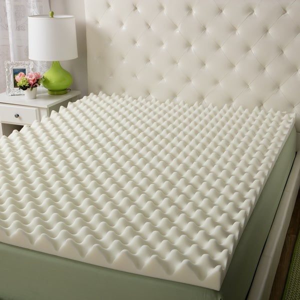 Slumber Solutions Big Bump 3 inch Memory Foam Mattress