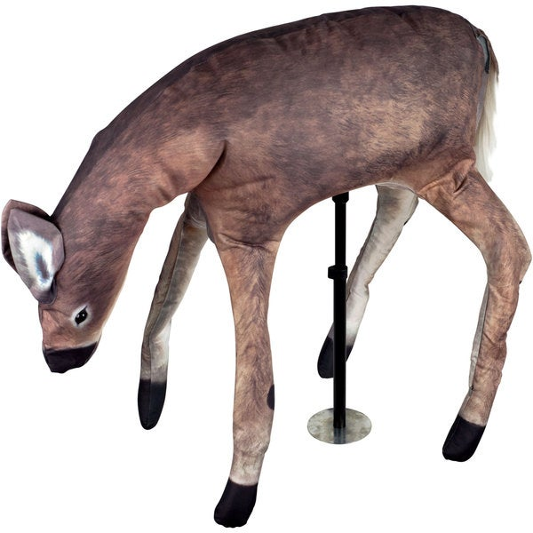 Easy Doe Remote Control Tail Inflatable Deer Decoy