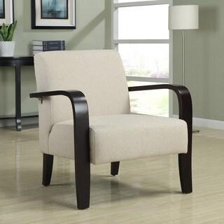 Metro Milkweed Bent Arm Chair