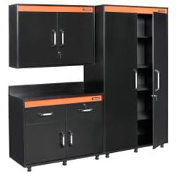 Black & Decker Garage and Workshop Wide Wall Cabinet