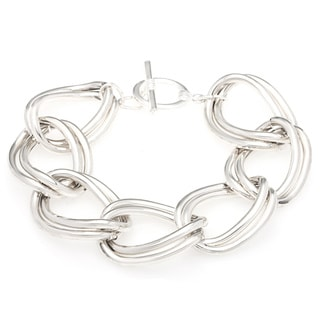 Sterling Silverplated Chain Bracelet