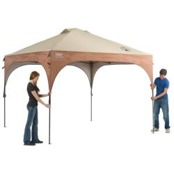 Coleman Instant Canopy with LED Lighting System - Thumbnail 1