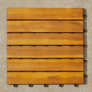 Acacia Hardwood Deck Tiles (Pack of 10)|https://ak1.ostkcdn.com/images/products/5992753/P13681652.jpg?impolicy=medium