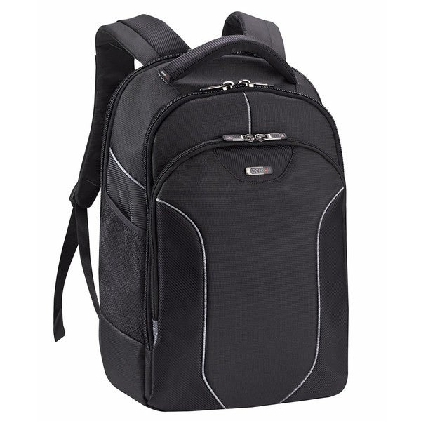 Solo Black 17.3-inch Laptop Backpack