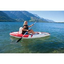 Coleman QuikPak K1 Coverless Sit-On-Top Kayak - Thumbnail 2