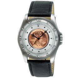 August Steiner Men's Wheat Penny Antique Silver Coin Watch|https://ak1.ostkcdn.com/images/products/5995374/75/798/August-Steiner-Mens-Wheat-Penny-Antique-Silver-Coin-Watch-P13683646.jpg?impolicy=medium