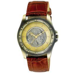 August Steiner Men's Buffalo Nickel Collectors Gold Coin Watch|https://ak1.ostkcdn.com/images/products/5995375/75/798/August-Steiner-Mens-Buffalo-Nickel-Collectors-Gold-Coin-Watch-P13683649.jpg?_ostk_perf_=percv&impolicy=medium
