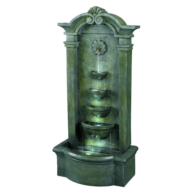 Apollo 44 Lighted Outdoor Fountain Free Shipping Today 13683819