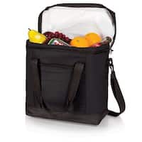 Montero Black Insulated Shoulder Food Totes
