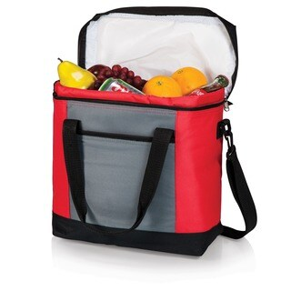 Montero Red Insulated Shoulder Food Totes
