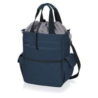 Activo Navy Insulated Multi-pocket Tote Bags