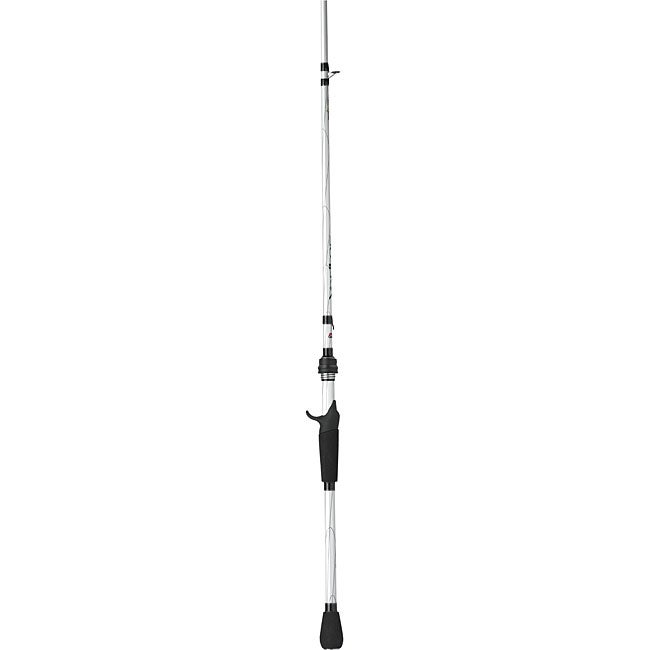 Abu Garcia Black and White Graphite Veritas Casting Fishing Rod