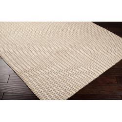 Hand-woven Addison Natural Fiber Jute Rug (2'6 x 4')
