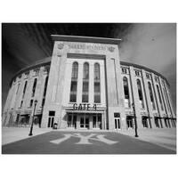 Yale Gurney 'Stadium' Canvas Art