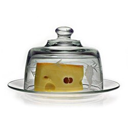 Sonoma Handcut 2-piece Covered Cheese Server