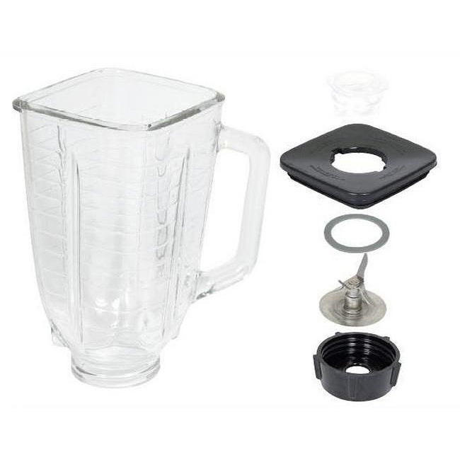 Oster 6-piece Blender Replacement Glass Kit - Thumbnail 0
